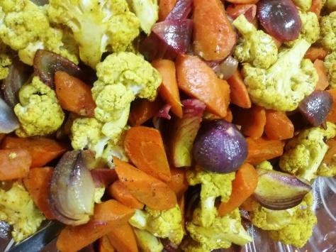 cauli salad 1